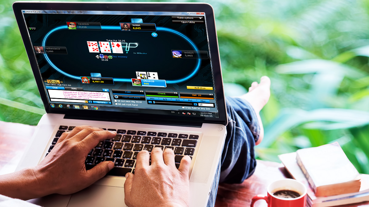 Play Poker on Your Computers